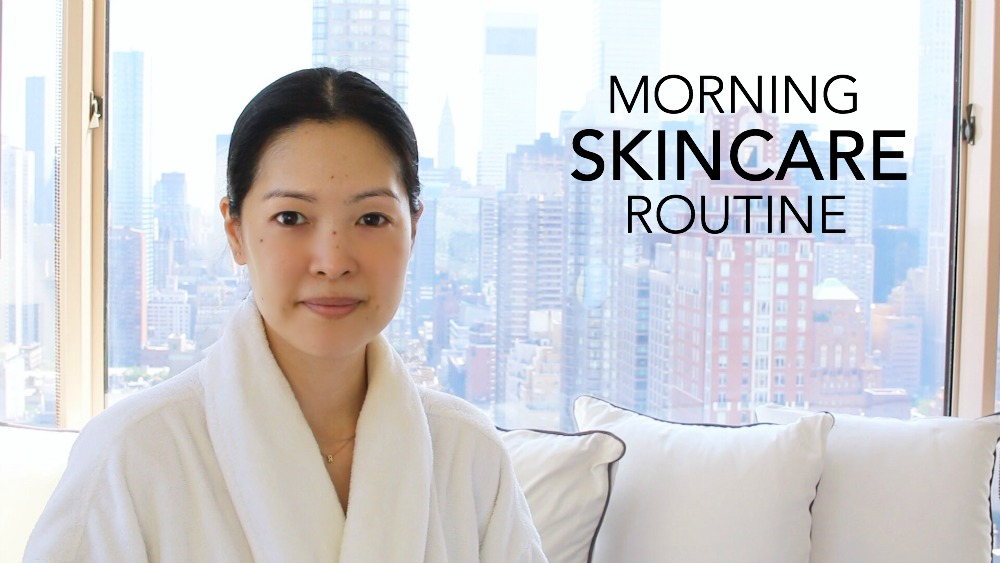 Summer Morning Skincare Routine for Glowing Skin!
