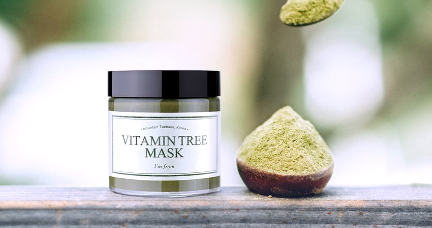 I'm From Vitamin Tree Mask Review