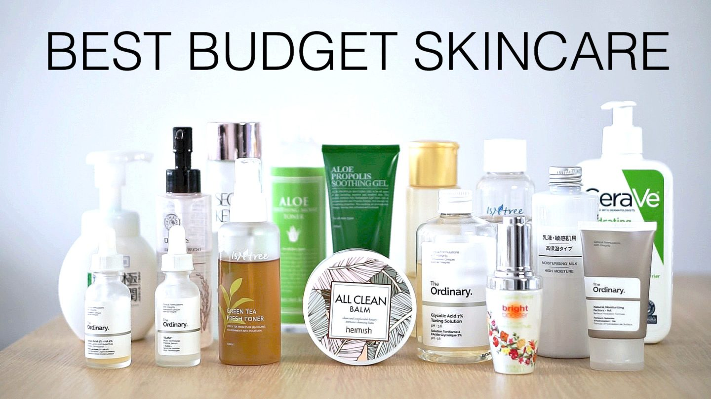 Best Budget Friendly Skincare Under $20!